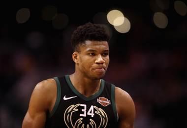 Giannis Antetokounmpo, Milwaukee Bucks.|AFP