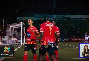 Torres, Reyes y Salazar recuperados en Herediano