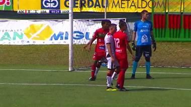 Reviva el partido Alajuelense vs Carmelita 14 Abril 2019