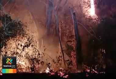 Fenómeno del niño provoca que incendios forestales abran frentes que antes no tenían incidencia
