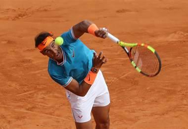 Rafael Nadal Montecarlo 2019