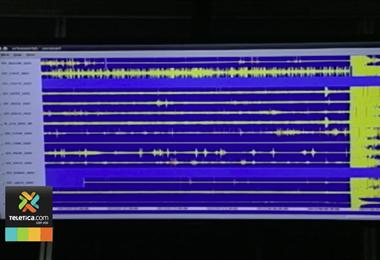 Ovsicori registró 14 sismos sentidos durante esta Semana Santa