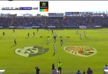 Fútbol Nacional- CSC 2 - 1 SG
