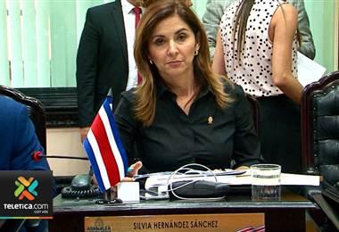 Bancada del PLN eligió a Silvia Hernández como jefa de fracción para el próximo período legislativo