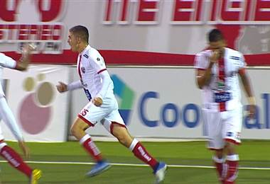 Pérez Zeledón vs Santos