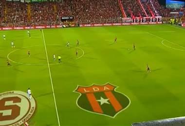 Fútbol Nacional:Alajuelense 1 - 1 Saprissa