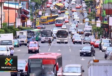 Semana Santa sin restricción vehicular en la capital