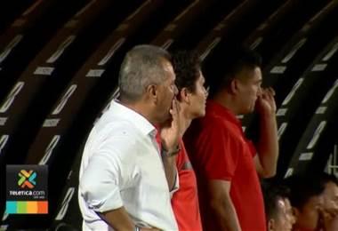 Hernán Torres confirma que quiere seguir en Alajuelense