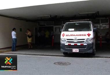 Emergencias del Hospital Nacional de Niños.