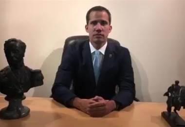 Juan Guaido M