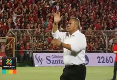 Mientras Hernán Torres analiza su continuidad Liga piensa en plan B