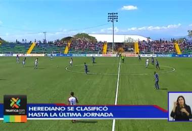 Saprissa y Herediano llevan mas de 15 semifinales cada 1, San Carlos y Pérez Zeledón 10 entre los 2