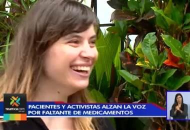 Pacientes con trastornos mentales y activistas alzan la voz por faltante de medicamentos