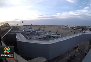 American Airlines hará 2 vuelos más diarios desde Dallas a Costa Rica