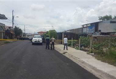 Hombre fue asesinado en San Francisco de Cartago