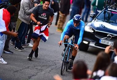 Andrey Amador, Giro de Italia 2019 |Movistar Team