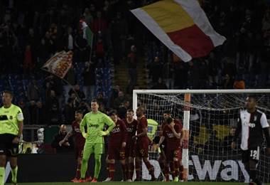 Roma venció a la Juventus | AFP