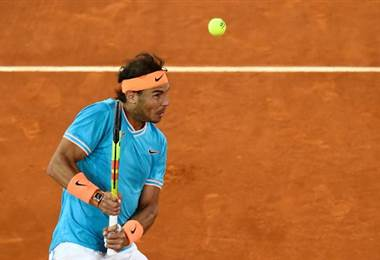 Rafael Nadal, tenis español   AFP