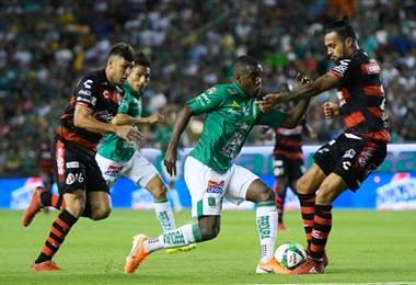 Joel Campbell ante Xolos | Club León
