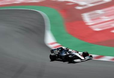 Lewis Hamilton de la escudería Mercedes | AFP