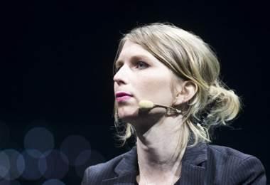 Chelsea Manning, exanalista militar estadounidense. Foto AFP