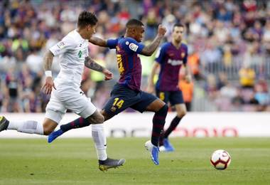 Barcelona ante Getafe | Barcelona en Twitter