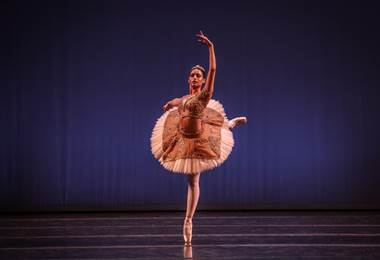 Primer Festival Internacional de Ballet de Costa Rica