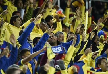 Afición Copa América