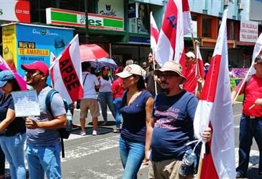 Afiliados de APSE. Prensa APSE