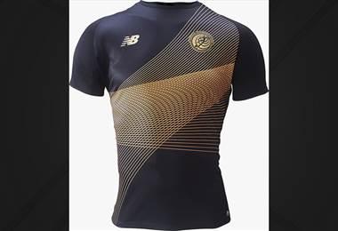 nueva camiseta de La Sele para Copa Oro 2019