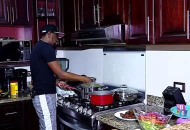 Banton cocina