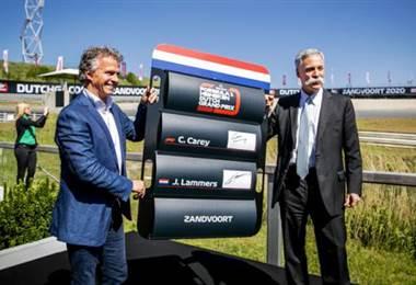 Fórmula 1 regresa a Holanda en 2020 tras 35 años de ausencia