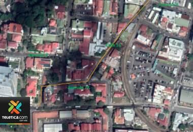 AYA realizará obras de alcantarillado en los alrededores del hospital Calderón Guardia