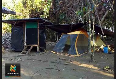 Campamento guardaparques