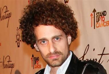 Isaac Kappy, actor.