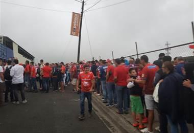 Apertura de puertas en San Carlos | Gabriel Vargas