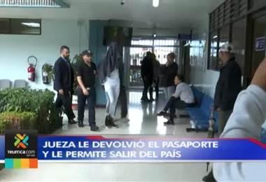 Juzgado Penal de Cartago cambia medidas cautelares a Marcel Hernández y podría ir a Copa Oro