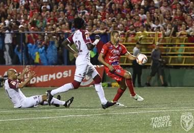 Final San Carlos - Saprissa | Prensa San Carlos