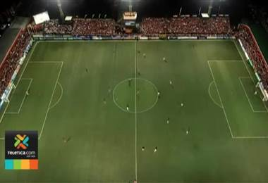 Fútbol Nacional: San Carlos 0 - 0 Saprissa