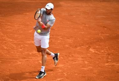 Fernando Verdasco, tenista español. Foto AFP