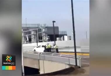 Autoridades aplicarán medidas para evitar transporte ilegal en el Aeropuerto Juan Santamaría
