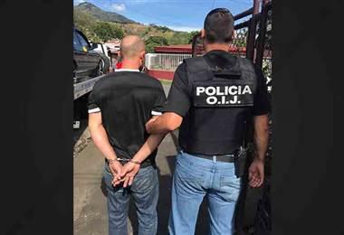 OIJ desmantela banda dedicada a robo de vehículos en Sabana
