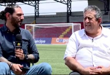 Entrevista presidente de San Carlos