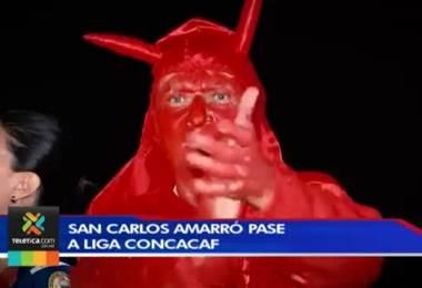 San Carlos, Herediano s Saprissa serán los representantes de costa rica en la Liga Concacaf