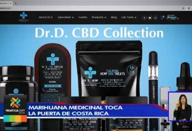 Empresa tramita los permisos para traer al país productos a base de marihuana
