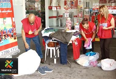 Campaña busca recolectar ropa para personas de escasos recursos