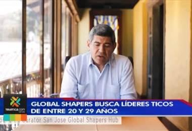 Global Shapers busca a líderes ticos para integrar red que promueve cambios positivos en la sociedad