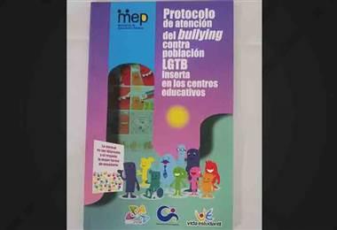 Protocolo para la atención del bullying del MEP.