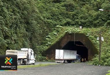 Cierres intermitentes en el túnel Zurquí continuarán este sábado