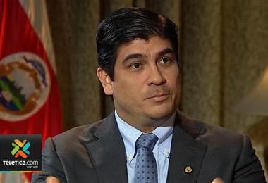 Entrevista a Carlos Alvarado: resultados del primer año de Gobierno
